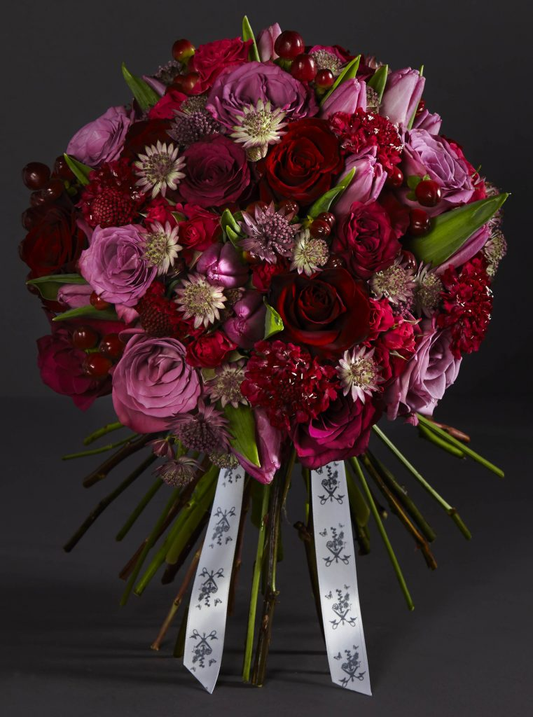 spring jewel bouquet larry walshe valentines day spring flowers london order online nationwide delivery