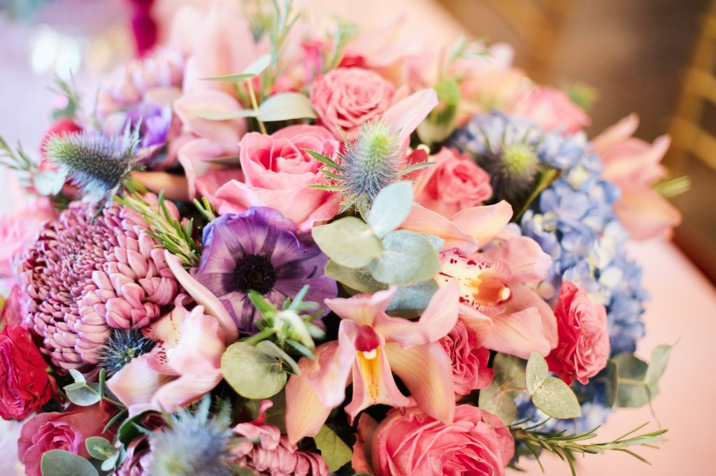 children's birthday party flowers london florist notting hill larry walshe kids event