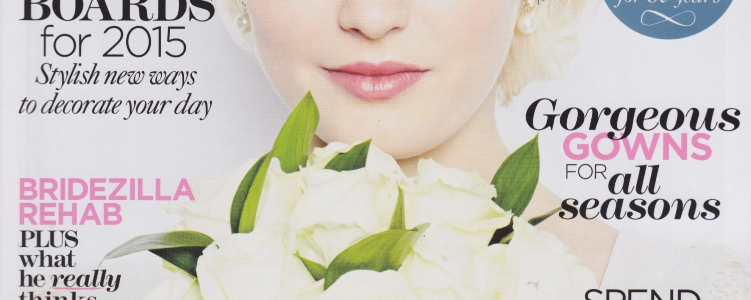 In the Press: You & Your Wedding Magazine