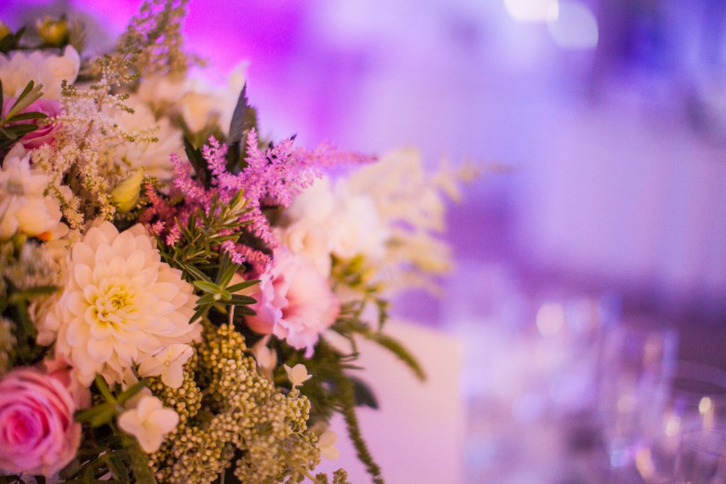 larry walshe wedding one marylebone events london flowers