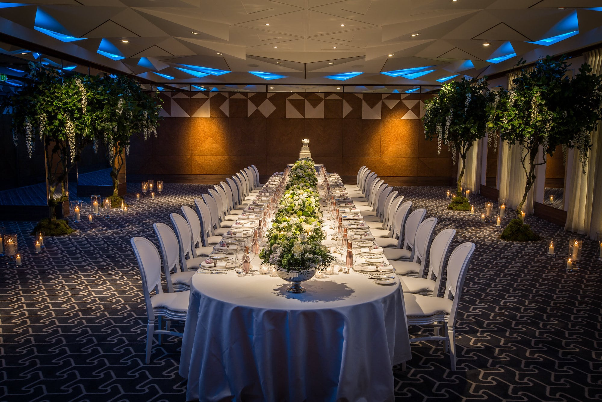 Larry Walshe Floral Design - The Berkeley Hotel London