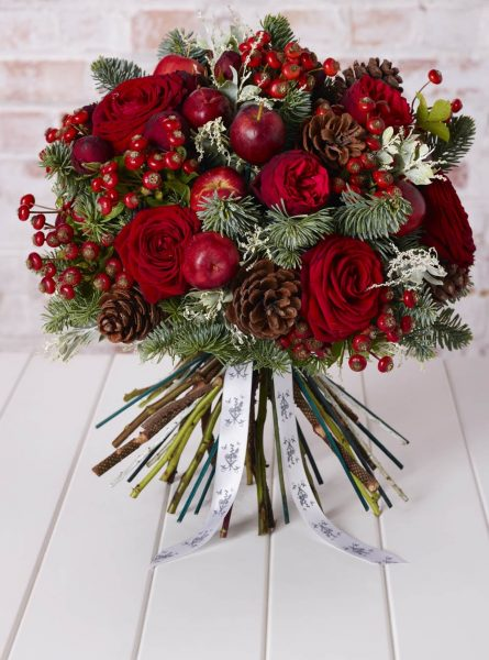 the-kensington-bouquet-london florist delivered larry walshe