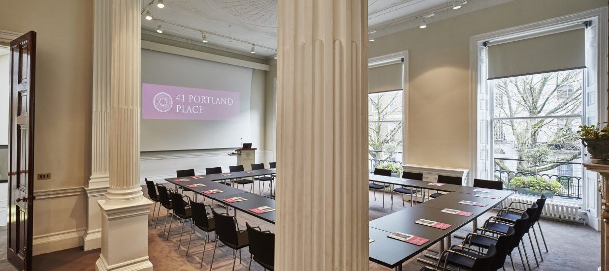 Venue Focus: 41 Portland Place