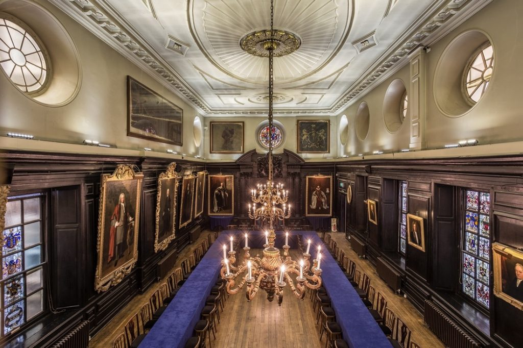 Venue Focus: Armourers Hall