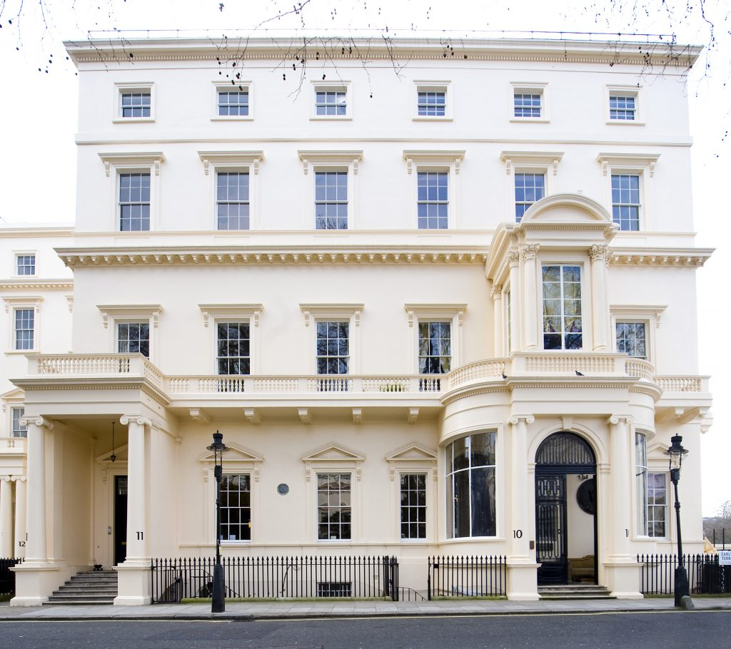 Venue Focus: Carlton House Terrace