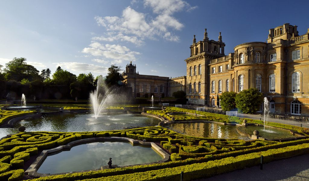 Venue Focus: Blenheim Palace