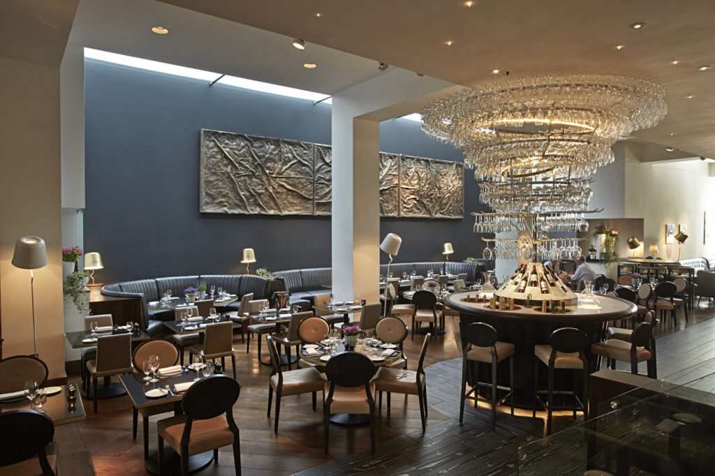 Venue Focus; Avenue Restaurant