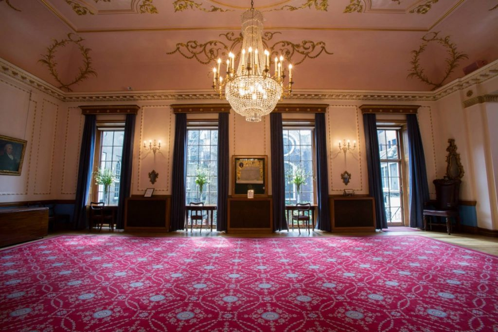 Venue Focus; Stationers' Hall
