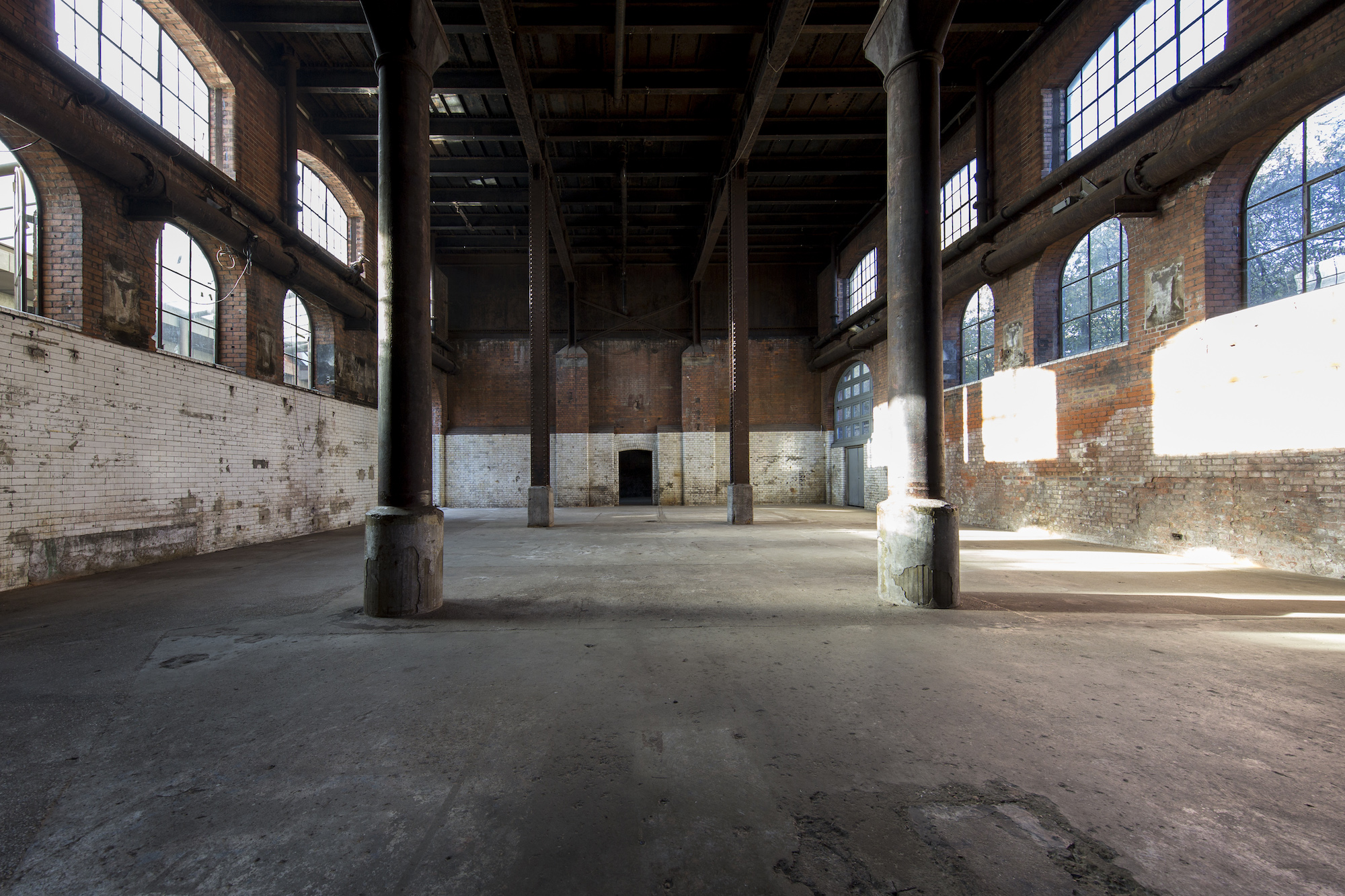 Hydraulic Power Station London Wapping Blank Canvas Venue Events Space Larry Walshe Florist