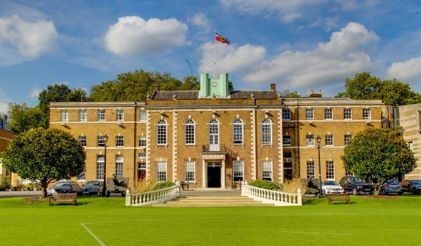 THE-HAC-Armoury-House-London Florist Flowers Larry Walshe Events Partys Dinner Sporting Events